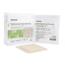 Adhesive Foam Dressing 6 x 6 Inch - Sterile