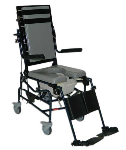 Activeaid 283 Tilt In Space Plus Shower Commode Chair
