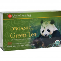 Uncle Lee's Legends of China Organic Green Tea