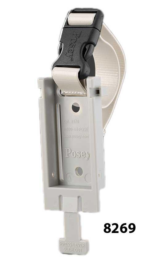 Posey Alarm Locking Brackets 8208l Screw Mount