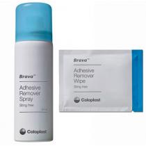 Brava Adhesive Remover Spray and Wipes