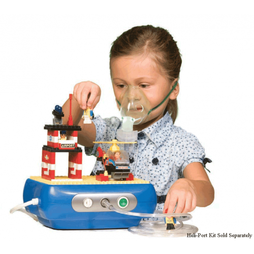 Interactive Building Block Nebulizer