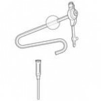 MIC-KEY Low Profile Button Jejunal Feeding Tube