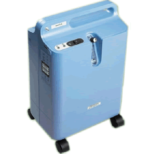 EverFlo Q Oxygen Concentrator Rental with OPI