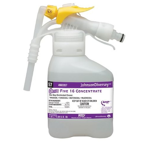 Oxivir Five 16 Surface Disinfectant