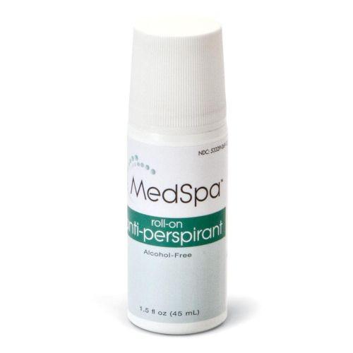 medline medspa roll on antiperspirant deodorant 15 oz 998