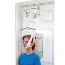 Cervical Traction Kit Overdoor
