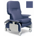 FR566DG454 Royal Blue Recliner