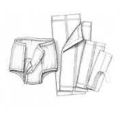 Simplicity Protective Underwear Light Absorbency