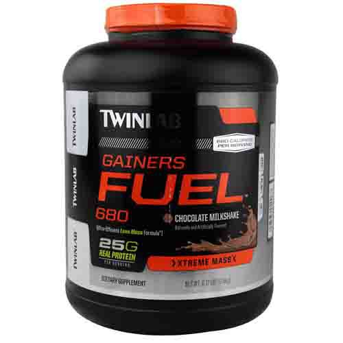 Gainers Fuel 680 Muscle Building Supplement