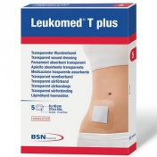 Leukomed T Plus Post-Op Dressing 7238201 | 3-1/8 x 4 Inch by BSN