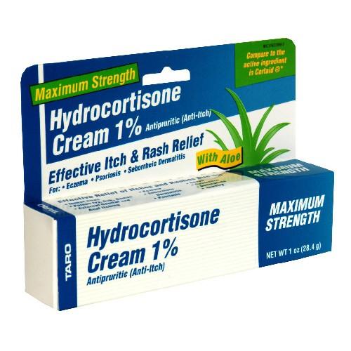 Taro Hydrocortisone Ointment