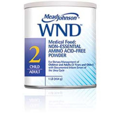 WND Child to Adult Medical Food for Waste Nitrogen Disorder