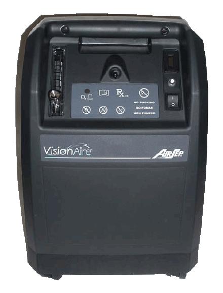 Oxygen Sensor Replacement >> VisionAire 5 Home Oxygen Concentrator | AirSep VisionAire ...