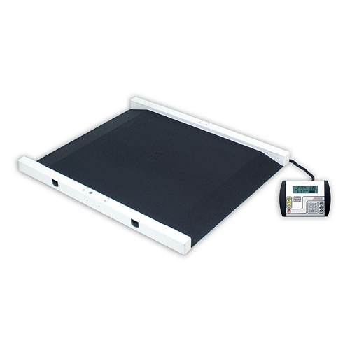 Detecto 6500 Portable Bariatric Wheelchair Scale