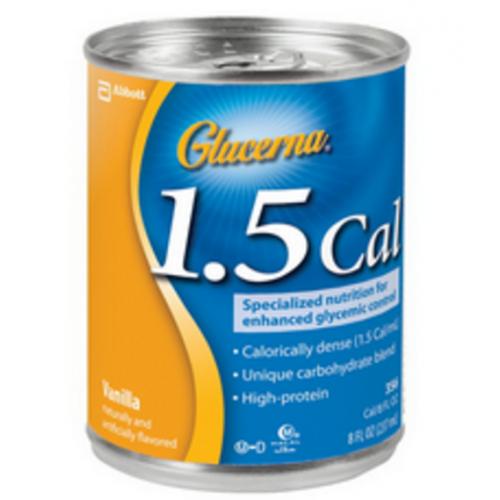 Glucerna 1.5 Cal 8 oz Can