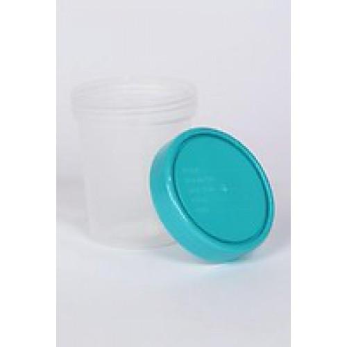 Medegen Gent-L-Kare Non-Sterile Specimen Container