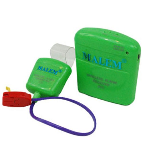 Malem Wireless Bedwetting Alarm System M012 Incontinence