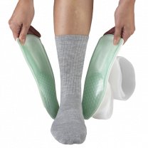 Ankle Stirrup Brace with AirForm Pads