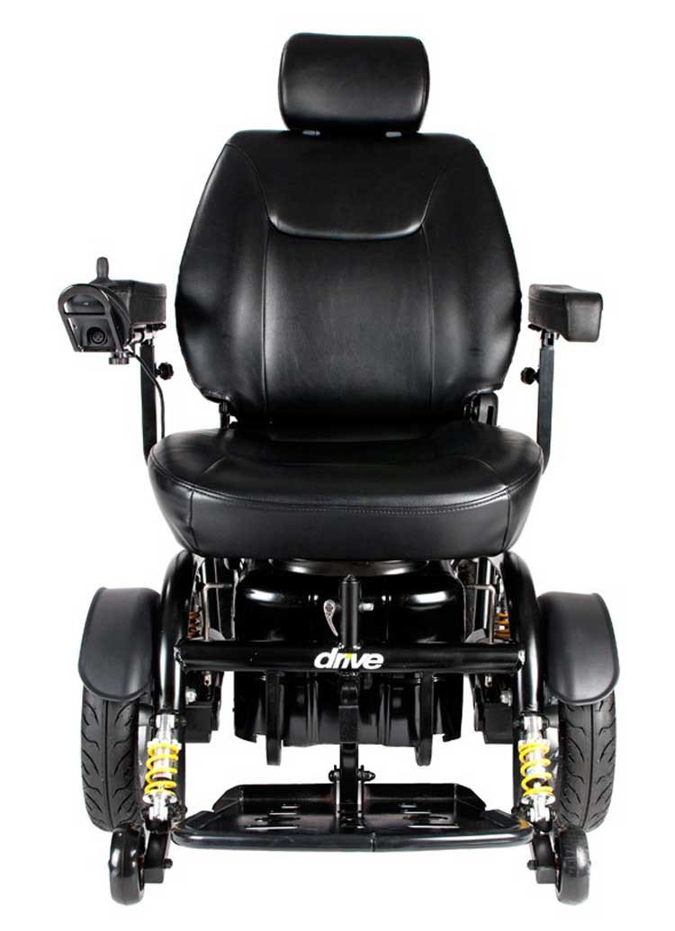 Trident Front Wheel Drive Power Chair Drive Medical 2850