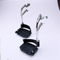 Invacare Swingaway Footrests for Tracer Series Wheelchairs