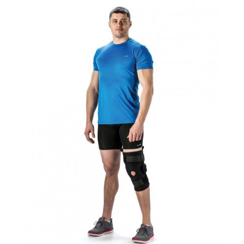 Deluxe Neoprene Knee Brace with Hinges
