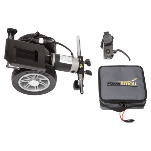 Powerstroll LTE Dual Wheel Power Assist Device