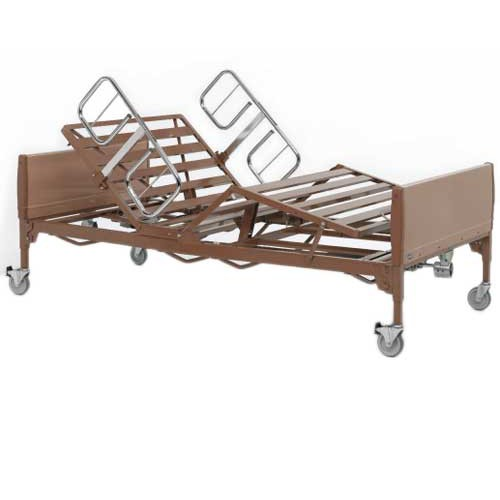 Invacare Bariatric Bed With Full Electric Adjustable Frame