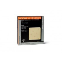 Optifoam AG Non-Adhesive Silver Antimicrobial Wound Dressing