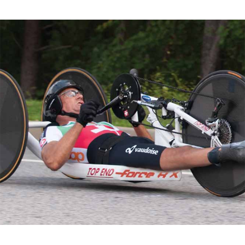 Top End Force Rx Handcycle Invacare Frcrx