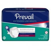 Prevail Extended Use Briefs Heavy Absorbency