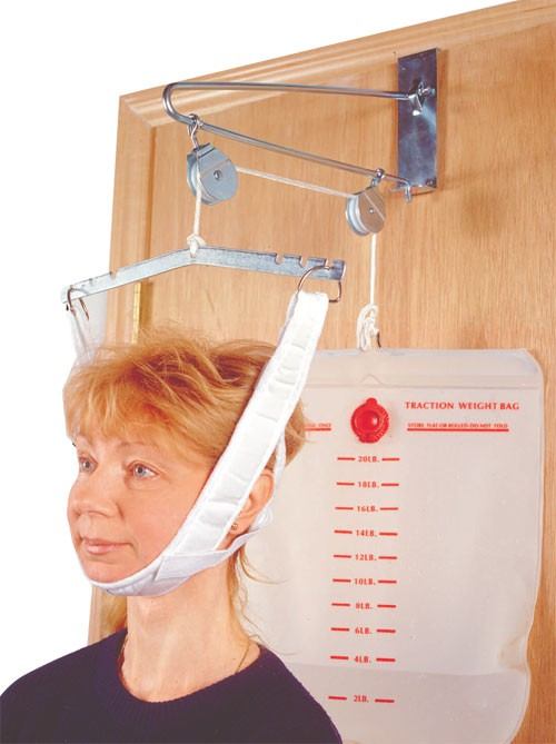 overdoor cervical traction set fec