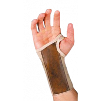 Sport-Aid Wrist Brace with Removable Palm Stay