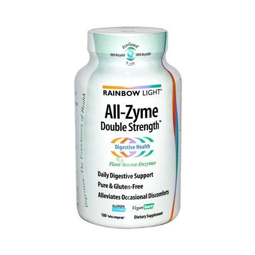 Rainbow Light All Zyme Double Strength