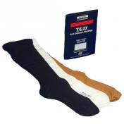 TED Hose Knee High Closed Toe Anti-Embolism Compression Stockings