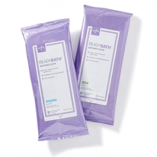 ReadyBath Total Body Cleansing Standard Weight Washcloths