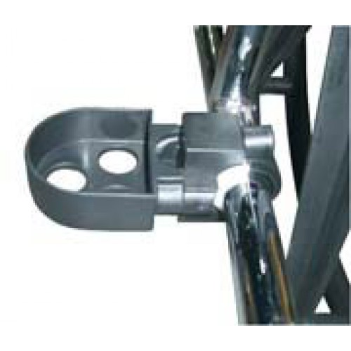 Wheelchair Cane/Crutch Holder