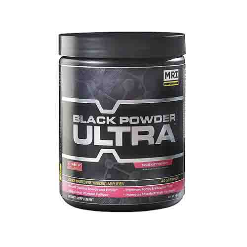Black Powder Ultra Energy Supplement