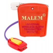 Malem Bedwetting Alarm 1 Tone Red