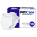 ProCare Adult Briefs 18 Pack