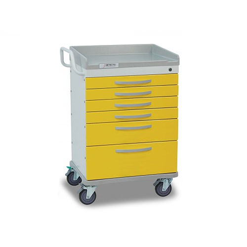 Whisper Isolation Medical Carts