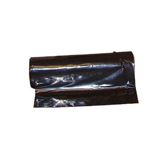 Linear Low Density  Liners - Coreless Rolls, Clear and Black - 60 Gallon - Heavy Duty