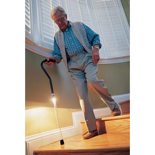 Arcoa Healthcare Pathlighter Lighted Cane