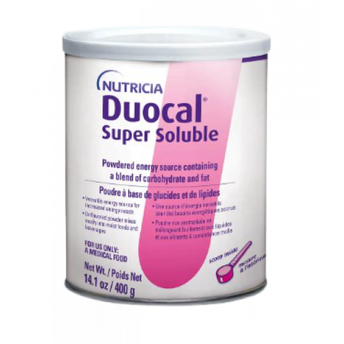Nutricia Duocal Super Soluble Unflavored Powder Nutritional Drink