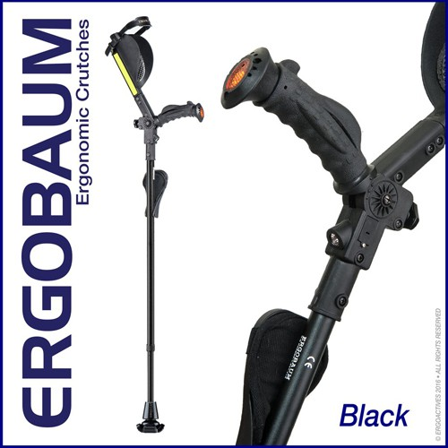 ERGOBAUM 7G ROYAL Forearm Crutches