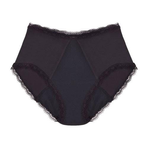 Woman Full Brief Bamboo Light Absorbency Underwear