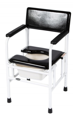 277 Rehab Shower/Commode Chair-Bath/Toilet Modular System