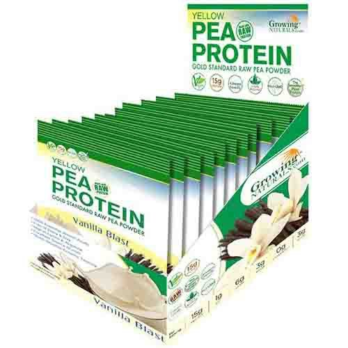 Pea Protein Powder by Growing Naturals
