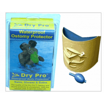 Dry Pro Waterproof Ostomy Cover