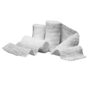 Caring PRM25865 Gauze Bandage Rolls 4.5inx4.1yds 6 Ply Sterile